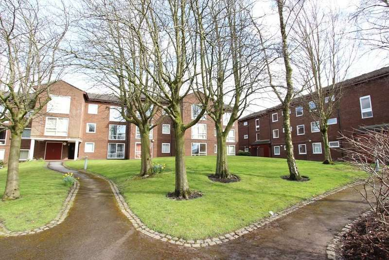 1 Bedroom Flat for sale in Spathfield Court, Heaton Norris