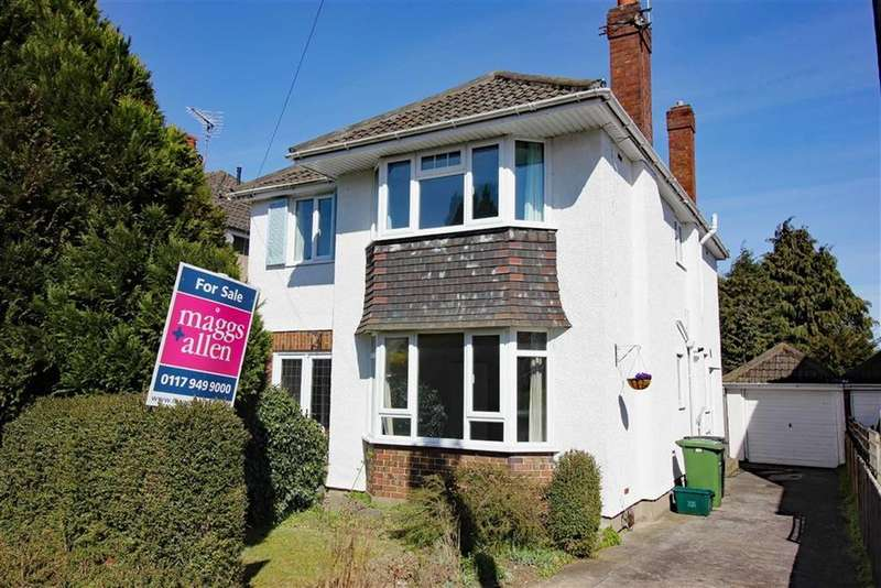4 Bedrooms Detached House for sale in Montroy Close, Henleaze, Bristol