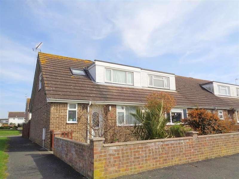 3 Bedrooms End Of Terrace House for sale in Elbridge Crescent, Rose Green