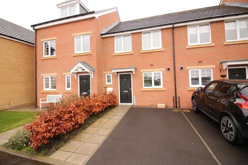 2 Bedrooms Terraced House for sale in Pickering Close, Cramlington