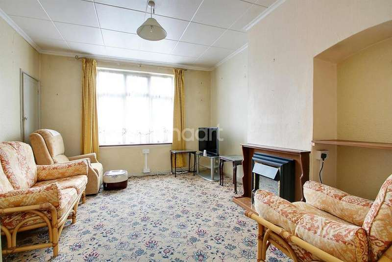 3 Bedrooms End Of Terrace House for sale in Valence Wood Road, Dagenham