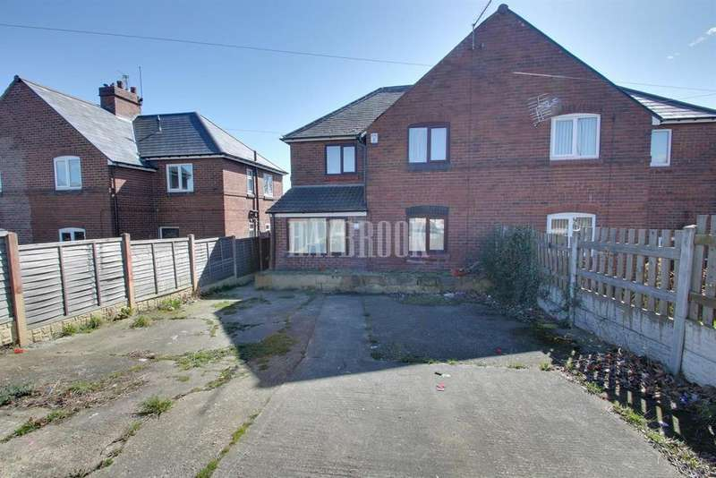 3 Bedrooms Semi Detached House for sale in Doncaster Road, East Dene