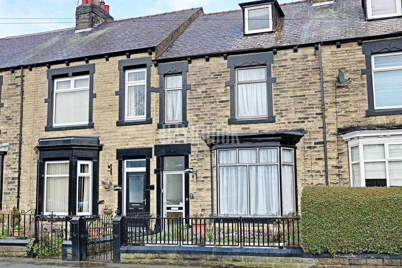 4 Bedrooms Terraced House for sale in Shaw Street, Barnsley