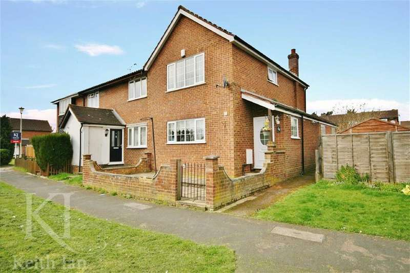 3 Bedrooms End Of Terrace House for sale in Bushbarns, West Cheshunt