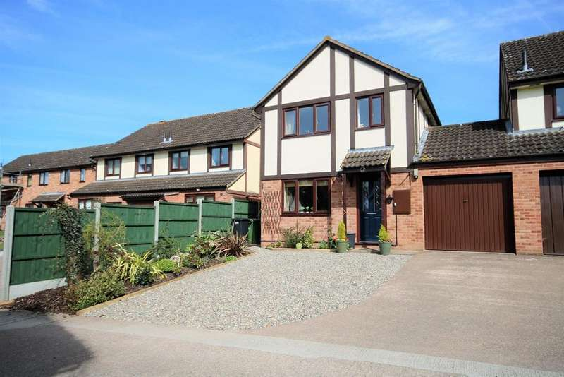 3 Bedrooms Detached House for sale in Robinsons Meadow, Ledbury, HR8