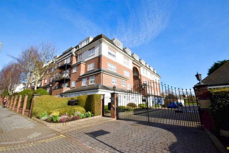 3 Bedrooms Apartment Flat for sale in AMBASSADOR COURT, Century Close, HENDON, London, NW4