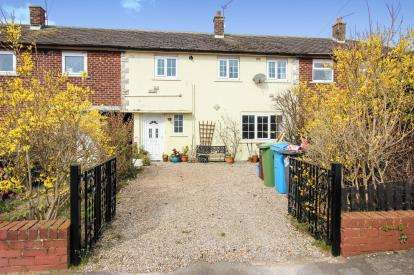 3 Bedrooms Terraced House for sale in Honister Square, Lytham St Annes, Lancashire, England, FY8