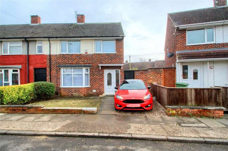 3 Bedrooms Semi Detached House for rent in Dipton Road, Hardwick