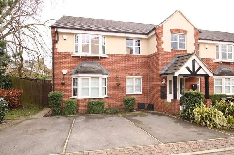 2 Bedrooms Apartment Flat for sale in Bishop's Croft, Sandal