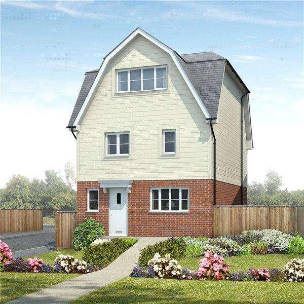 4 Bedrooms House for sale in Ashlin Quarter, Station Road, Aylesford, Kent, ME20