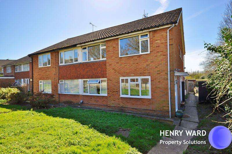 2 Bedrooms Apartment Flat for sale in Fairways, Waltham Abbey