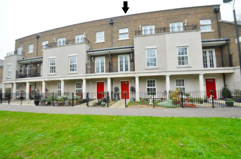 4 Bedrooms Town House for sale in Ingress Park, DA9