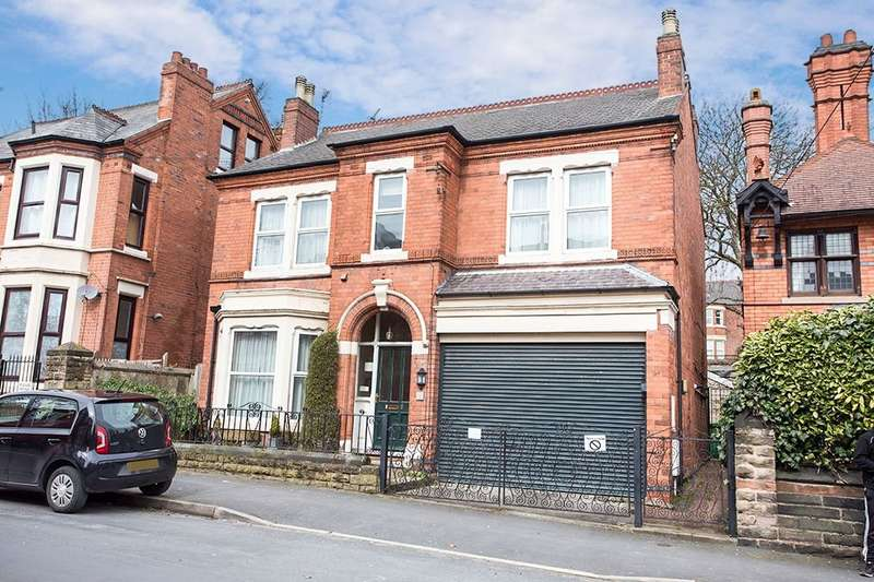 5 Bedrooms Detached House for sale in Berridge Road, Nottingham, NG7