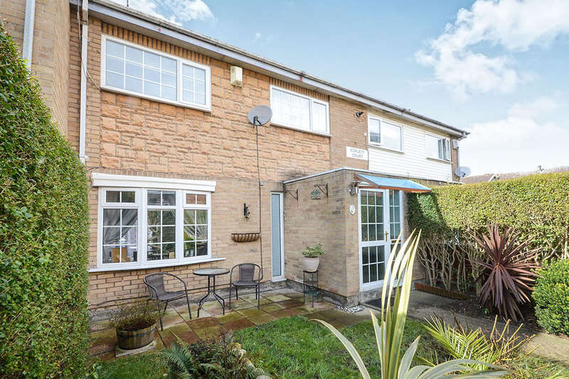 3 Bedrooms Terraced House for sale in Corlett Court, York, YO24