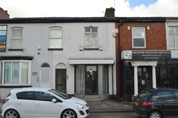 Commercial Property for rent in Wellington Road South, Shaw Heath, Stockport, Cheshire