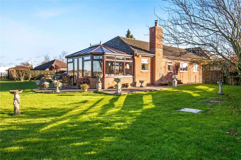 4 Bedrooms Detached Bungalow for sale in Pitt, Winchester, Hampshire, SO22