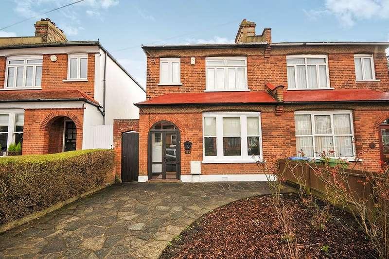 3 Bedrooms Semi Detached House for sale in Dumbreck Road, London, SE9