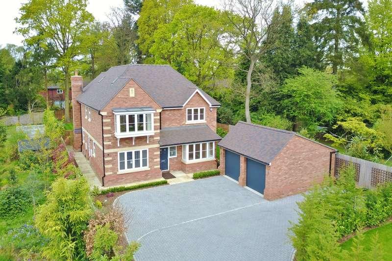 5 Bedrooms Detached House for sale in Fulmer Road, Gerrards Cross, SL9
