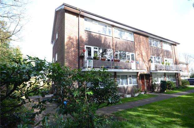 2 Bedrooms Maisonette Flat for sale in Calder Court, Gringer Hill, Maidenhead
