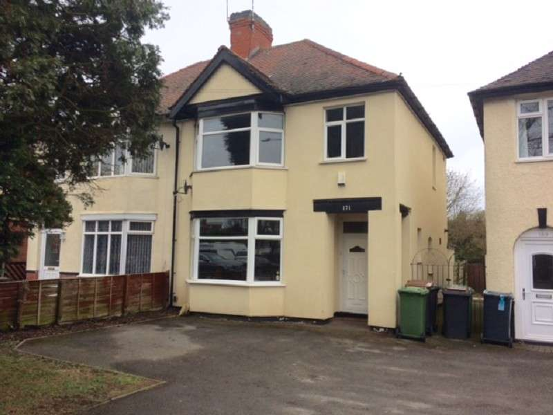 3 Bedrooms Property for sale in Coventry Road, Nuneaton, Warwickshire. CV10 7BA