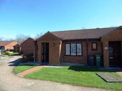 1 Bedroom Bungalow for sale in Bradegate Drive, Newark, Peterborough, Cambridgeshire