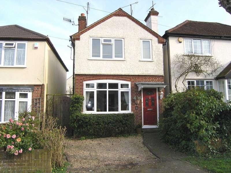 2 Bedrooms Detached House for sale in Bournehall Lane, Bushey Village
