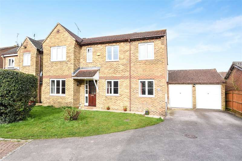 5 Bedrooms Detached House for sale in Poundfield Way, Twyford, Reading, Berkshire, RG10