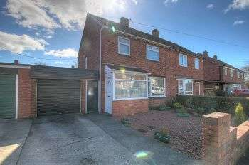 3 Bedrooms Semi Detached House for sale in Loweswater Road, Newcastle upon Tyne, NE5 2SN
