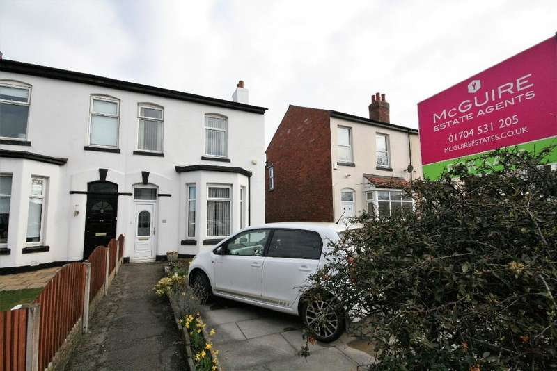 3 Bedrooms Semi Detached House for sale in Sussex Road, Southport, PR9 0SP