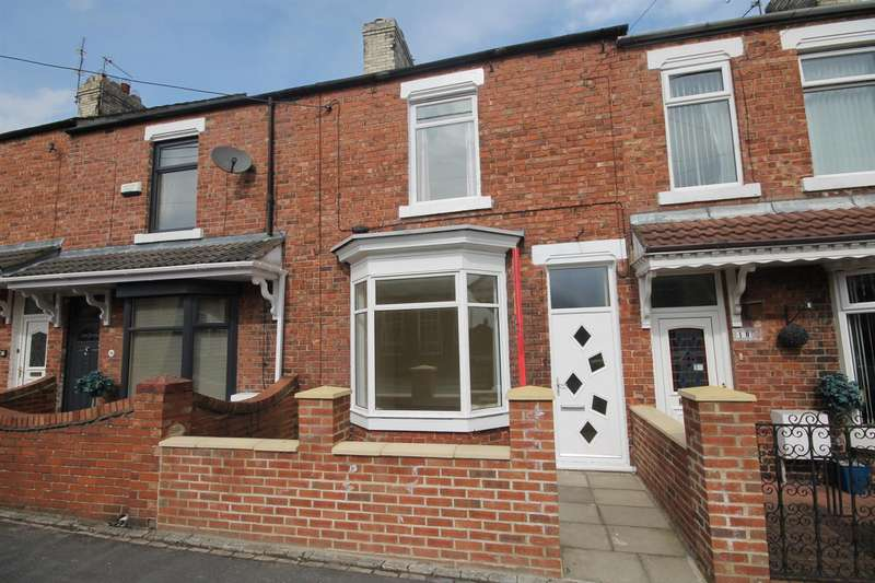 3 Bedrooms Terraced House for sale in Copeland Road, West Auckland, Bishop Auckland
