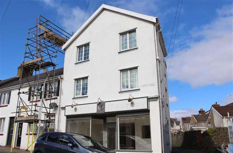 3 Bedrooms Town House for sale in Gower Place, Mumbles