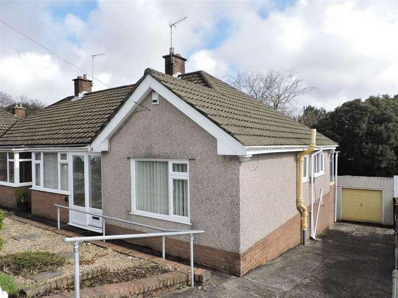2 Bedrooms Semi Detached Bungalow for sale in Park Close, Morriston