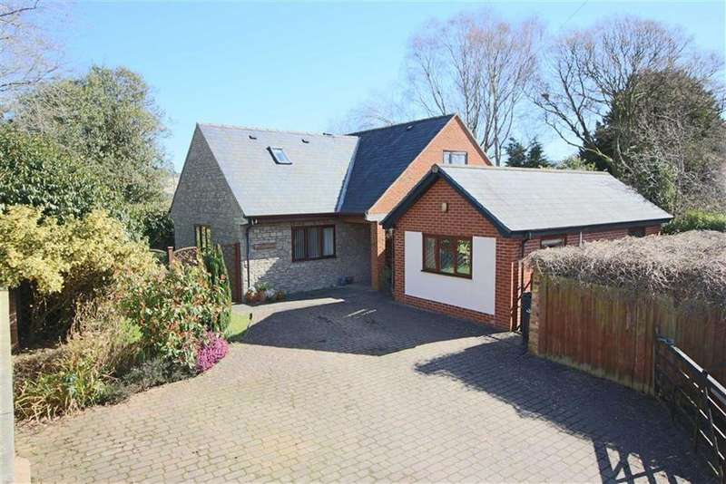 5 Bedrooms Detached House for sale in 1A, Clive Place, Severn Road, Welshpool, Powys, SY21