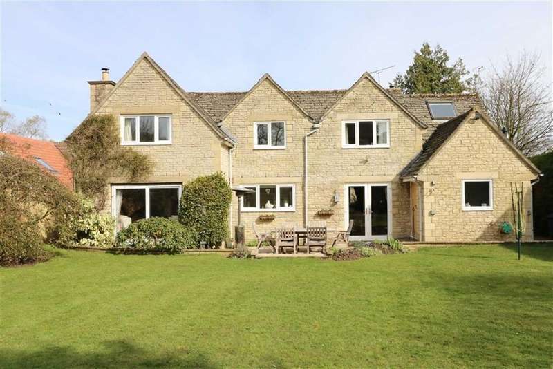 4 Bedrooms Detached House for sale in The Croft, Upper Seagry