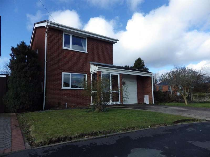 3 Bedrooms Detached House for sale in Regis Heath Road, Rowley Regis