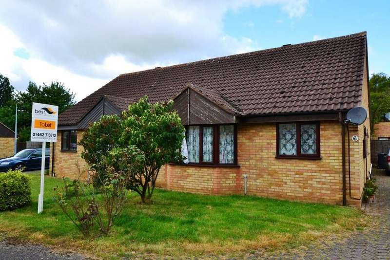 2 Bedrooms Bungalow for rent in Wyboston, Bedfordshire