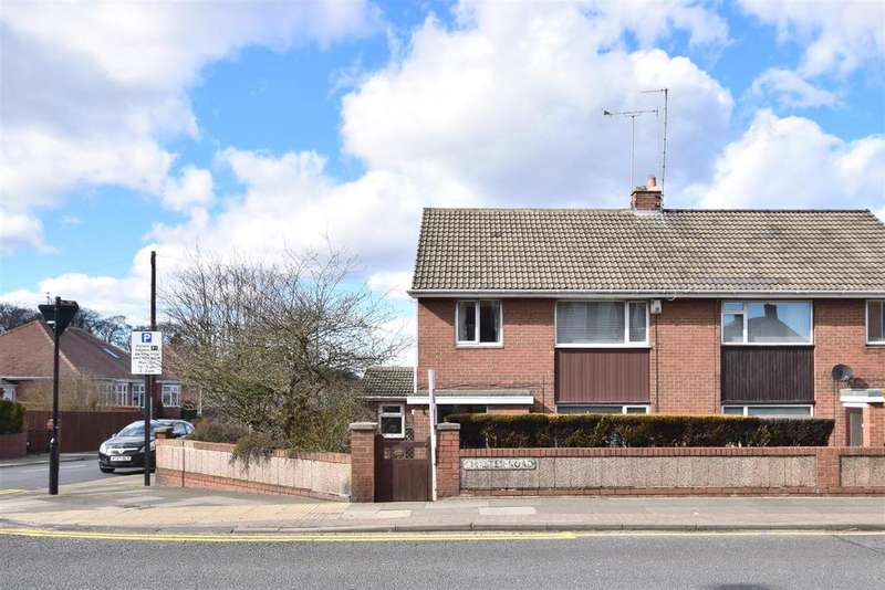 3 Bedrooms Semi Detached House for sale in Chester Road, St Gabriels, Sunderland