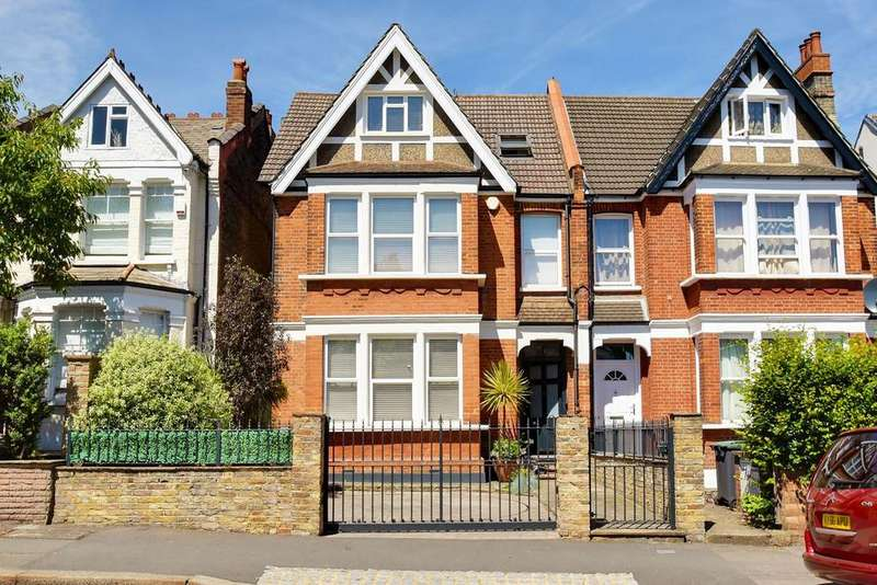 5 Bedrooms Terraced House for sale in Alexandra Park Road, Muswell Hill
