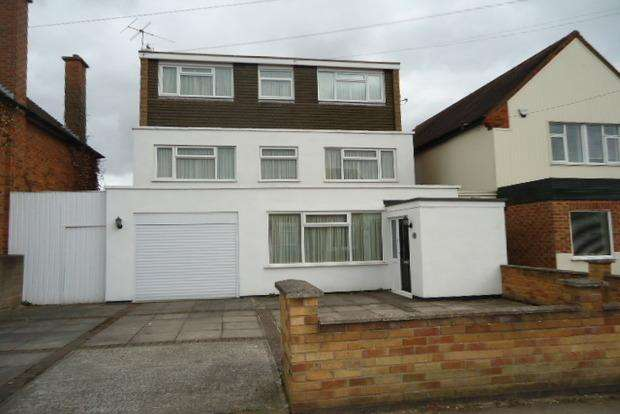 4 Bedrooms Link Detached House for sale in Mill Lane, Enderby, Leicestershire, LE19