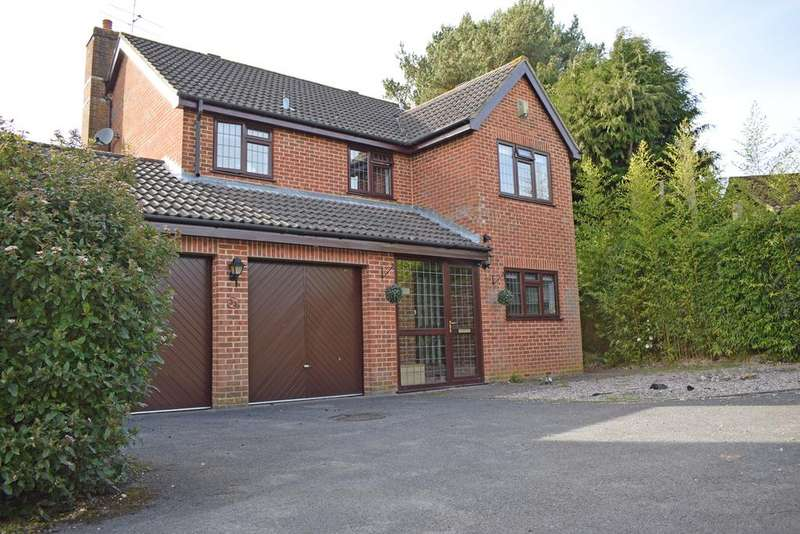 4 Bedrooms House for sale in Shaw Drive, Forest Edge, Sandford, Wareham BH20
