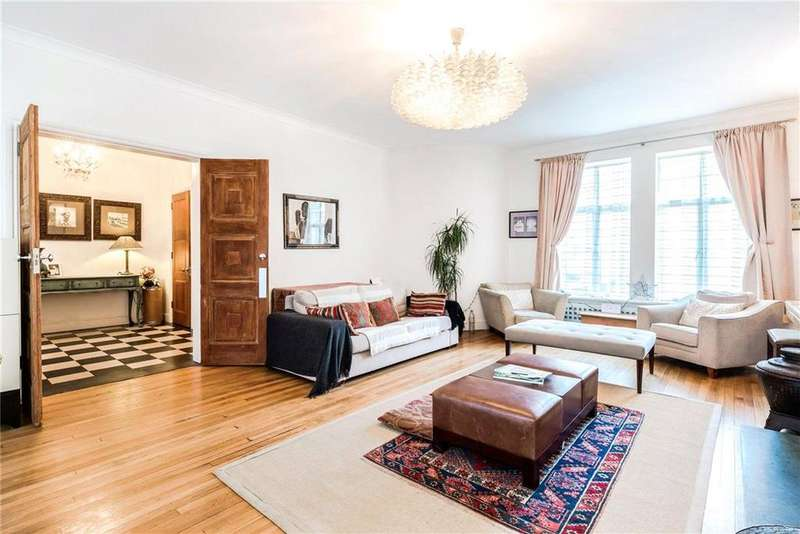 6 Bedrooms Terraced House for sale in Bathurst Street, London, W2