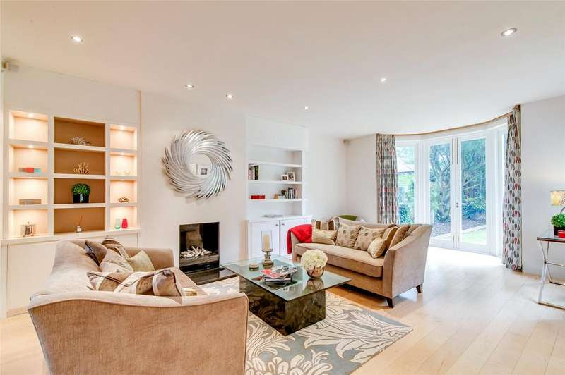 5 Bedrooms Semi Detached House for rent in Upper Richmond Road, Putney, London, SW15