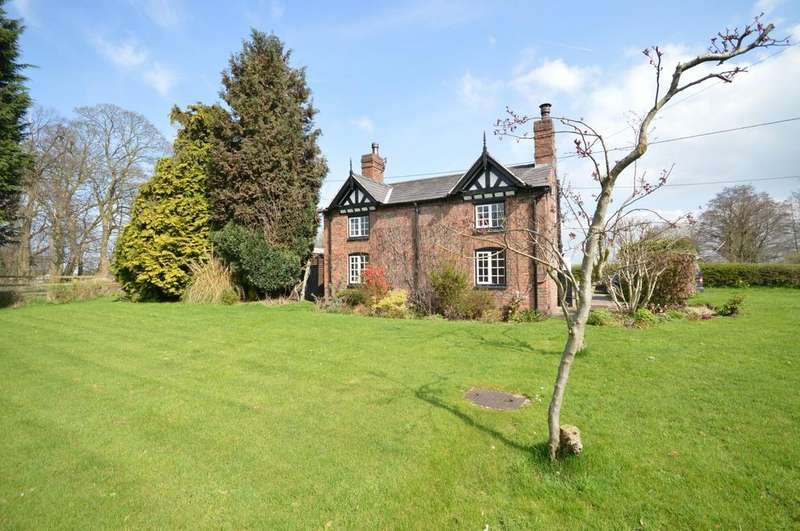 3 Bedrooms Detached House for rent in Bostock Green, Bostock, Middlewich