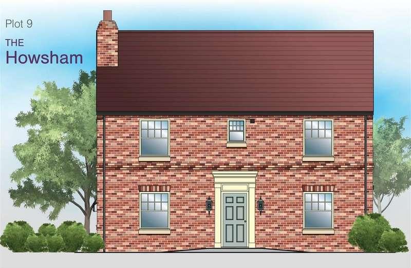 4 Bedrooms Detached House for sale in Woldgate Pastures, East End, Kilham
