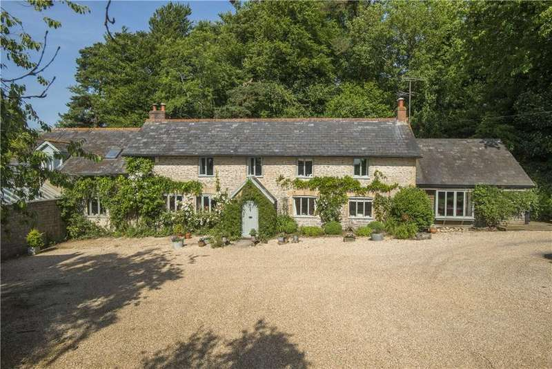 5 Bedrooms Detached House for sale in West Chelborough, Dorchester, Dorset, DT2