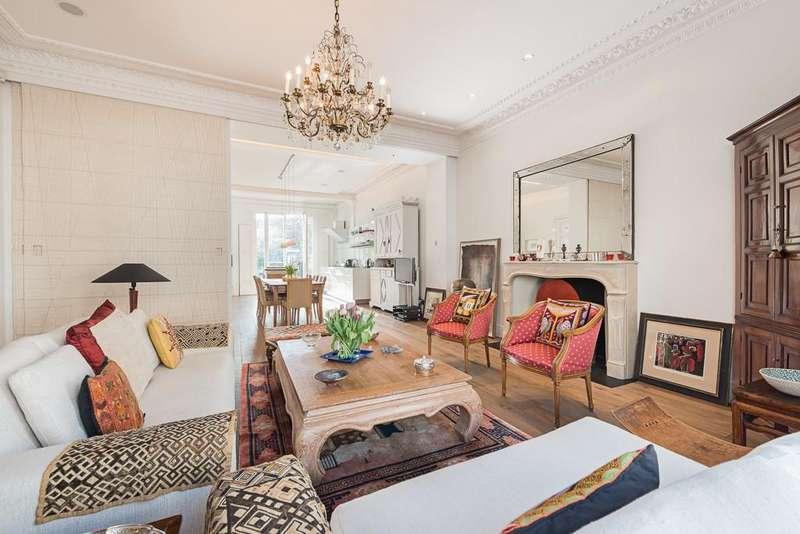 5 Bedrooms House for rent in Upper Addison Gardens, Kensington, London, W14