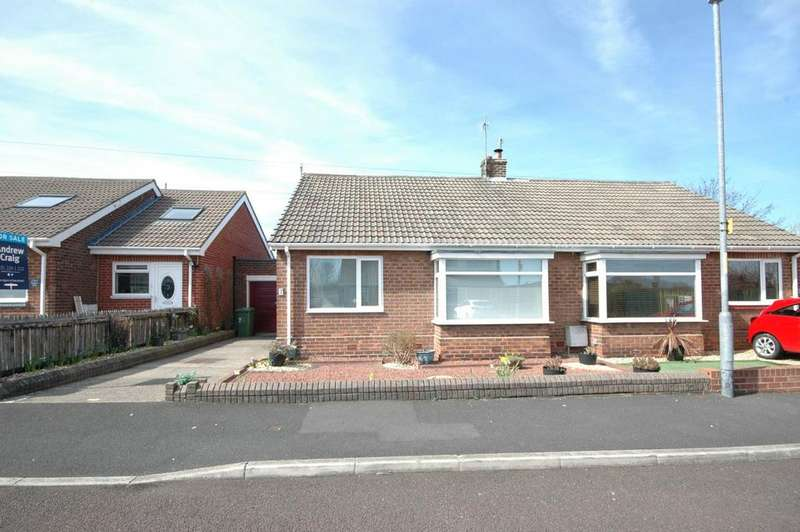 2 Bedrooms Bungalow for sale in Gullane Close, Bill Quay