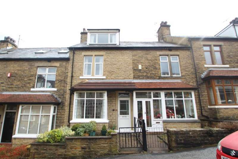 3 Bedrooms Terraced House for sale in SCARBOROUGH ROAD, SHIPLEY, BD18 3DW