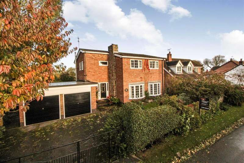 4 Bedrooms Detached House for sale in Catfoss Road, Bewholme, Driffield