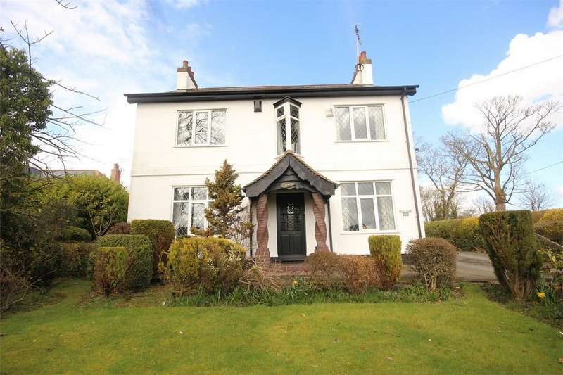4 Bedrooms Detached House for sale in Mold Road, Buckley, Flintshire